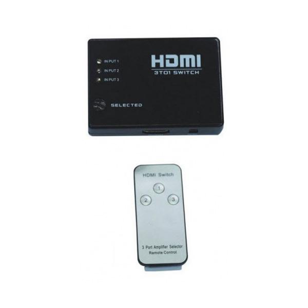 سوئیچ 3 پورت HDMI با کنترل ویپرو