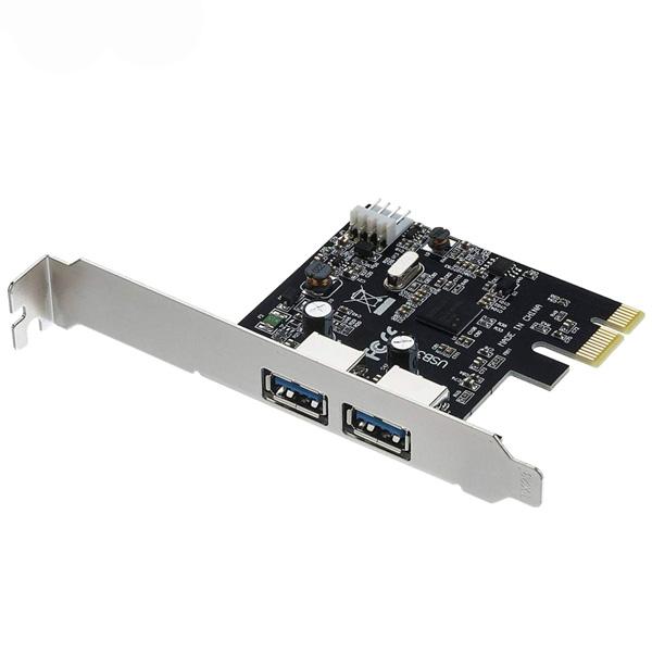 کارت چهار پورت USB 2.0 PCI ویپرو