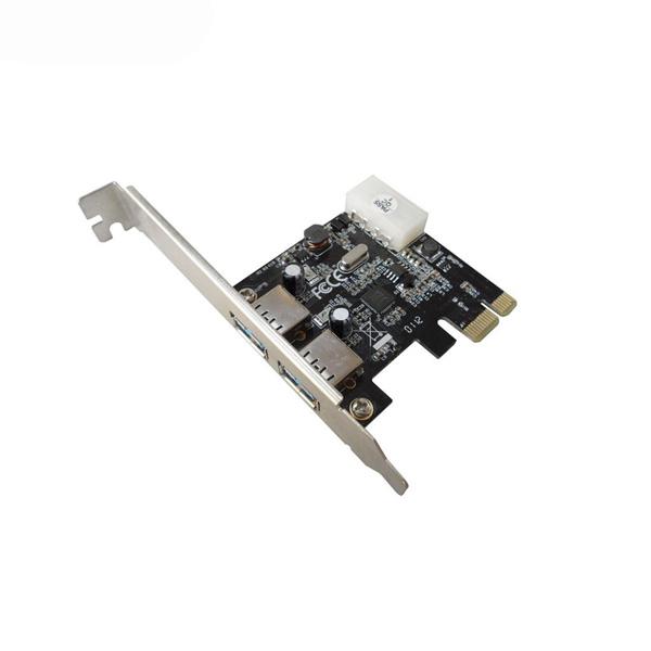 کارت دو پورت USB3.0 PCI-E ویپرو