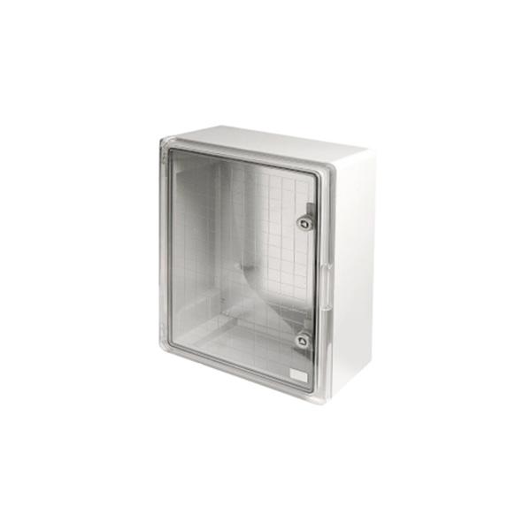 تابلو برق درب شفاف دانوب