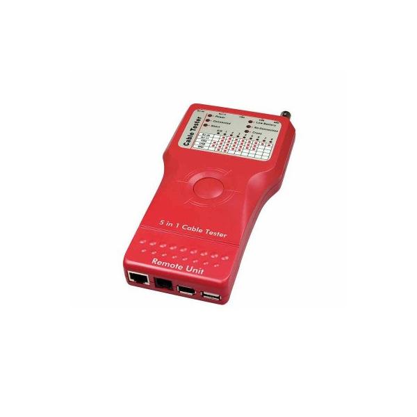 تستر شبکه 5 به 1 مدل 34333