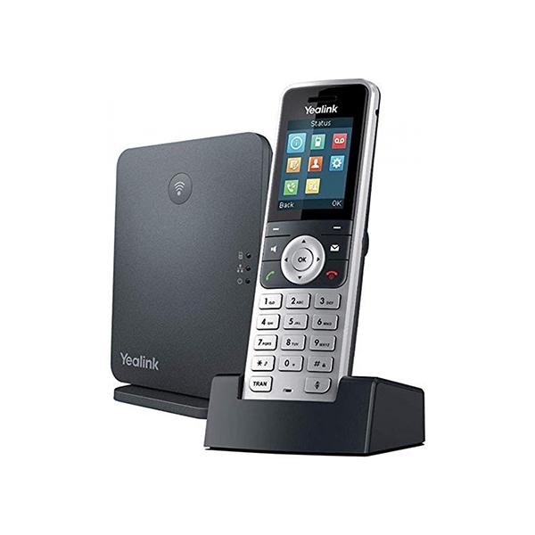 گوشی تلفن دکت تحت شبکه یالینک W53P
