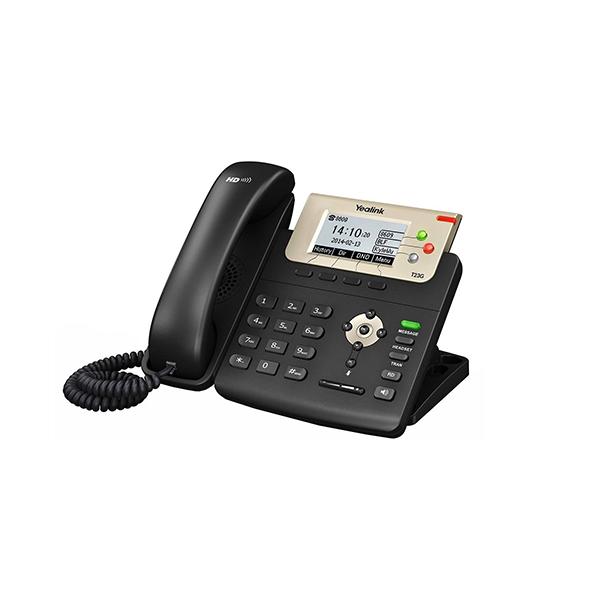 تلفن تحت شبکه یالینک مدل SIP-T23G