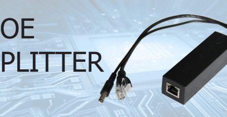 اسپلیتر PoE چیست و چگونه کار میکند؟