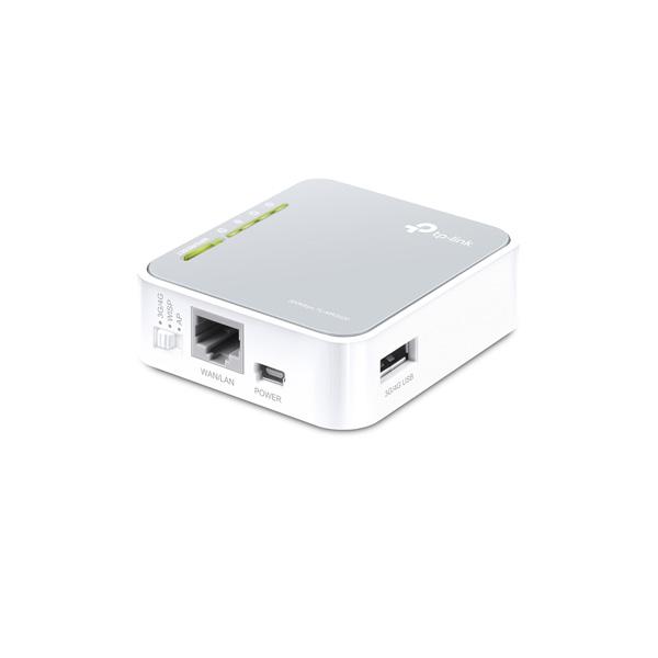 روتر 3G و بیسیم تی پی-لینک مدل TL-MR3020_V1روتر 3G و بیسیم تی پی-لینک مدل TL-MR3020_V1