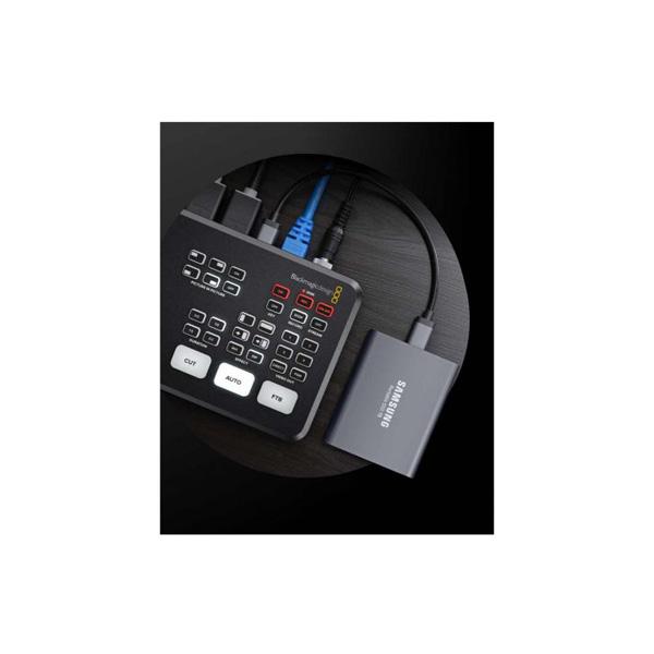 میکسر تصویر بلک مجیک مدل ATEM Mini Pro