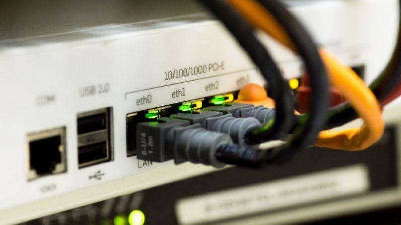استفاده از VLAN برای جداسازی ترافیک VoIP
