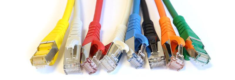 دلایل استفاده از کابل اترنت Cat6A در شبکه PoE